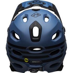 Bell Super DH MIPS Helmet fasthouse, matte blue/black